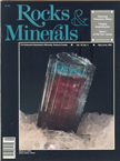 Rocks and Minerals Magazine, Vanadium